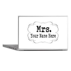 Wedding Mrs. Laptop Skins