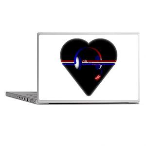 911 Dispatcher (Heart) Laptop Skins