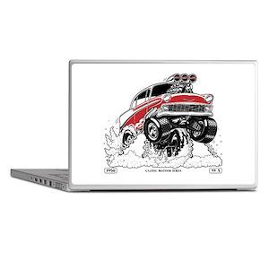 1956 Gasser wheelie-1 Laptop Skins