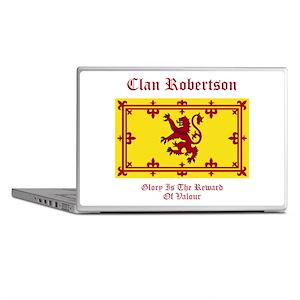 Robertson Laptop Skins