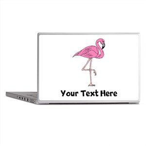 Flamingo On One Leg (Custom) Laptop Skins