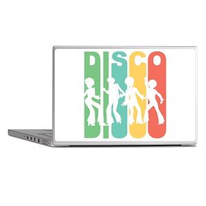 Retro Disco Laptop Skins