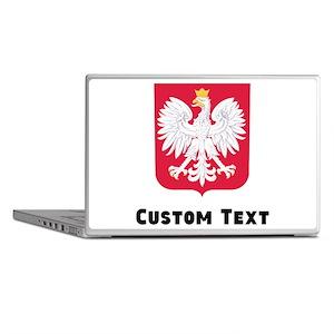 Poland Coat Of Arms Laptop Skins