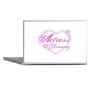 Actress-In-Training Design I Laptop Skins