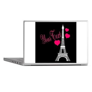 Paris France Eiffel Tower Laptop Skins