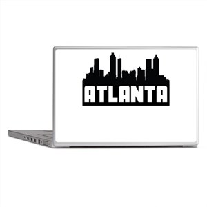 Atlanta Georgia Skyline Laptop Skins