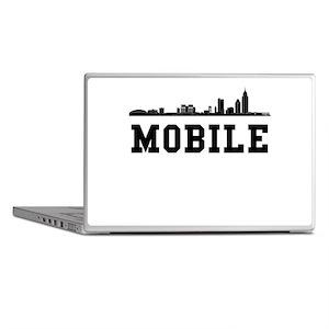 Mobile AL Skyline Laptop Skins