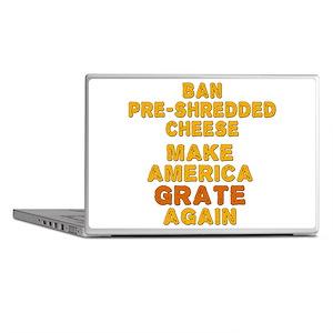Make America Grate Again Laptop Skins
