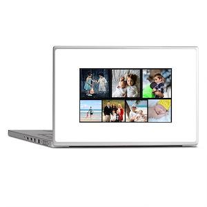 7 Photo Family Collage Laptop Skins