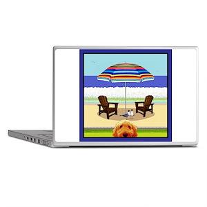 Golden Doodle Laptop Skins
