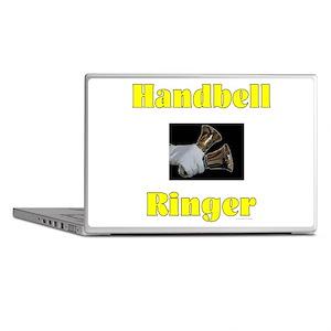 Handbell Ringer Laptop Skins