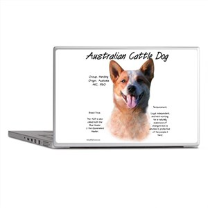 Cattle Dog (red) Laptop Skins