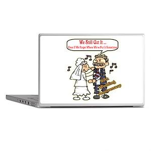 50th Wedding Anniversary Laptop Skins