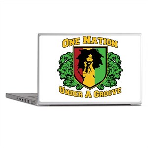 One Nation Laptop Skins