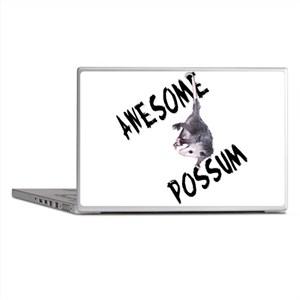 Awesome Possum Laptop Skins