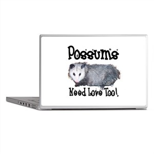 Possums Need Love Laptop Skins