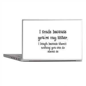 smilesister Laptop Skins
