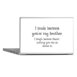 smilebrother Laptop Skins