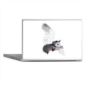 Angel Possum Laptop Skins