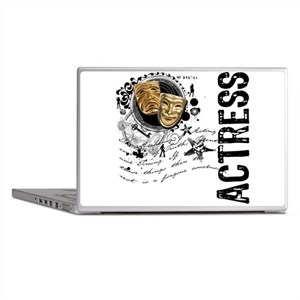 Actress Alchemy Collage Laptop Skins