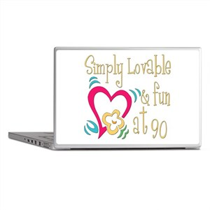 Lovable 90th Laptop Skins