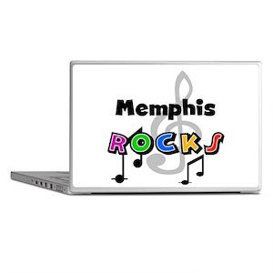 Memphis Rocks Laptop Skins