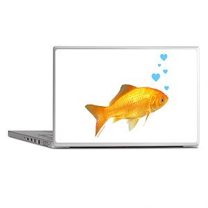 GOLDFISH Laptop Skins