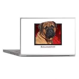 Bullmastiff Laptop Skins