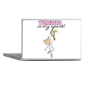 Tennis is my Sport Laptop Skins