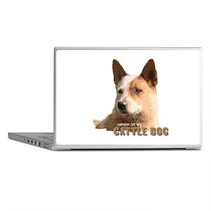 Cattle Dog Laptop Skins