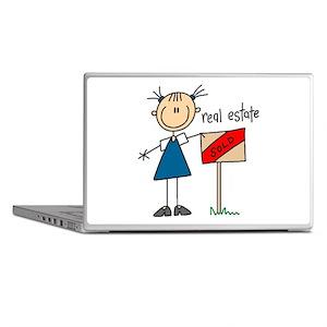Real Estate Agent Laptop Skins