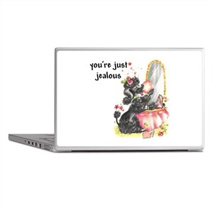 YOU'RE JUST JEALOUS Laptop Skins