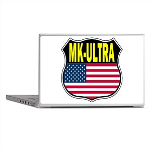 PROJECT MK ULTRA Laptop Skins