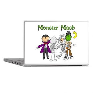 Monster Mash Laptop Skins