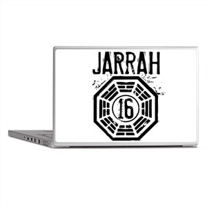 Jarrah 16 - LOST Laptop Skins