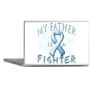 My Father Is A Fighter Laptop Skins