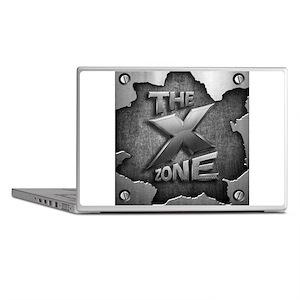 The X Zone Logo Steel Box_8x8 Laptop Skins