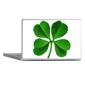 Lucky Charm 4-Leaf Clover Irish Laptop Skins
