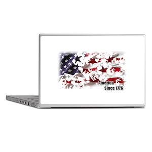 America Since 1776 Laptop Skins