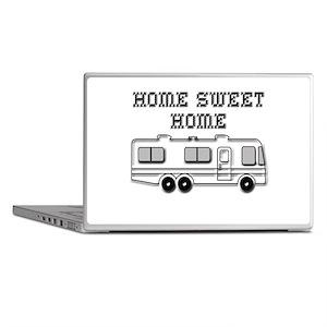 Home Sweet Home Motorhome Laptop Skins
