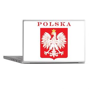 Polska Eagle Red Shield Laptop Skins