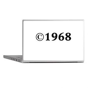 1968 Laptop Skins