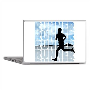 runner Laptop Skins