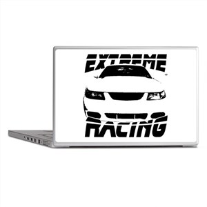 Racing Mustang 99 2004 Laptop Skins