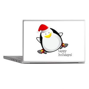 Tappy Holidays! by DanceShirts.com Laptop Skins