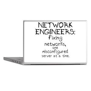 Network Engineers Laptop Skins