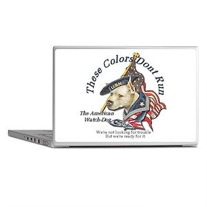American Watchdog Laptop Skins