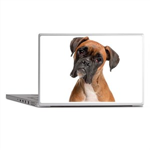 Boxer Laptop Skins