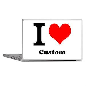 Custom Love Laptop Skins