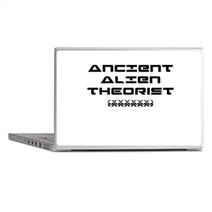 Ancient Aliens Laptop Skins
